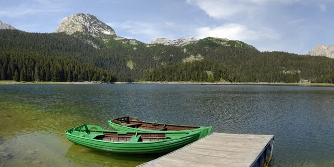 Kara Göl Karadağ